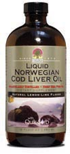 Image of Platinum Liquid Norwegian Cod Liver Oil
