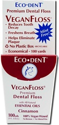 Image of VeganFloss Cinnamon 100 Yards