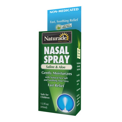 Image of Nasal Spray Saline & Aloe