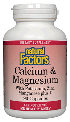 Image of Calcium & Magnesium Citrate Plus D