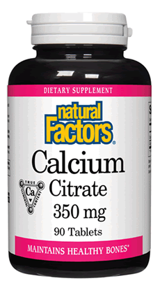 Image of Calcium Citrate 350 mg
