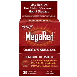 Image of MegaRed 300 mg (Omega-3 Krill Oil)