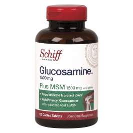 Image of Glucosamine plus MSM 1500/1500 mg