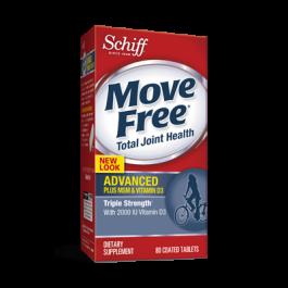 Image of Move Free Advanced Plus MSM plus Vitamin D