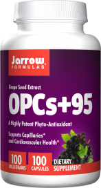 Image of OPCs + 95, Grape Seed Extract 100 mg