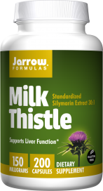 Image of Milk Thistle Standardized Silymarin Extract 30:1 150 mg