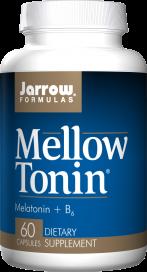 Image of Mellow Tonin 3 mg, Melatonin + B6