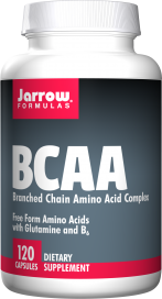 Image of BCAA Complex 600 mg, with Glutamine & B6