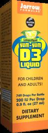 Image of Yum-Yum D3 Liquid 200 IU