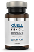 Image of QUELL Fish Oil - EPA/DHA Plus D
