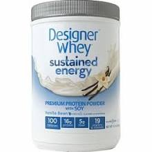 Image of Sustained Energy Vanilla Bean