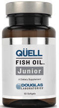 Image of QUELL Fish Oil JUNIOR