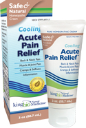 Image of Acute Pain Relief Cream (Cooling)