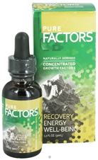 Image of Pure Factors Regular Cellular ProFormance Complex 30 mg x 6 bottles