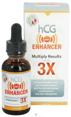 Image of hCG Diet Enhancer  x 6 bottles