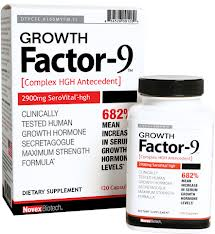 Image of G rowth F actor-9 x 6 bottles