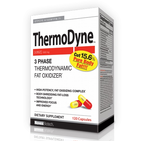 Image of ThermoDyne  x 6 Bottles