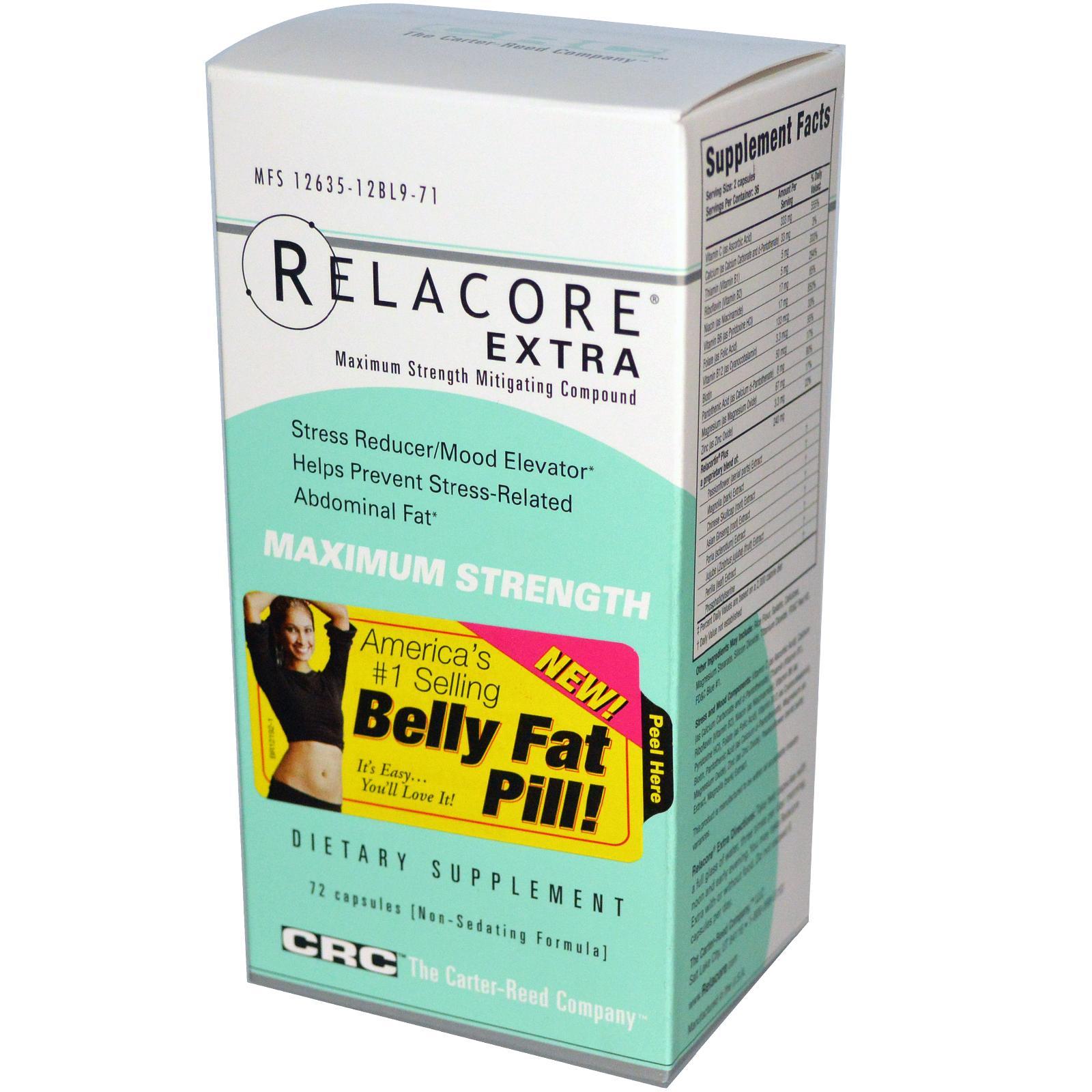 Image of Relacore Extra x 6 Bottles