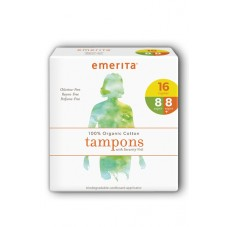 Image of 100% Organic Cotton Applicator Tampons Multipack