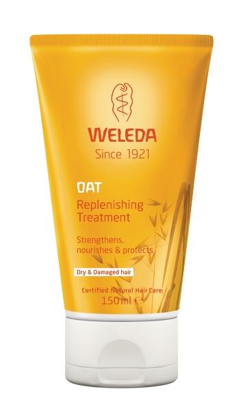 Image of Oat Replenishing Treatment for Dry/Damaged Hair
