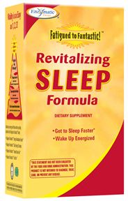 Image of Fatigued to Fantastic! Revitalizing Sleep Formula