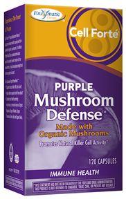 Image of Cell Forte Purple Mushroom Defense