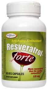 Image of Resveratrol-forte 125 mg