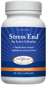 Image of Stress End for Active Lifestyles