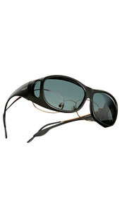 Image of OveRxCast Polarized Sunglasse (medium)