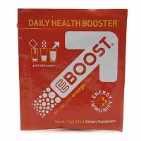 Image of Eboost Natural Energy Booster Powder Orange