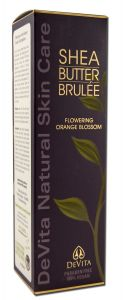 Image of Hand & Body Brulee Shea Butter Flowering Orange Blossom