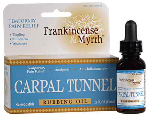 Image of Carpal Tunnel Rubbing Oil