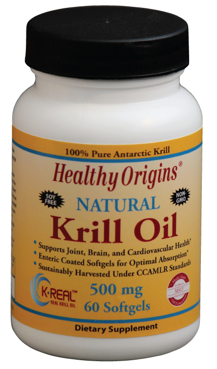 Image of Krill Oil 500mg