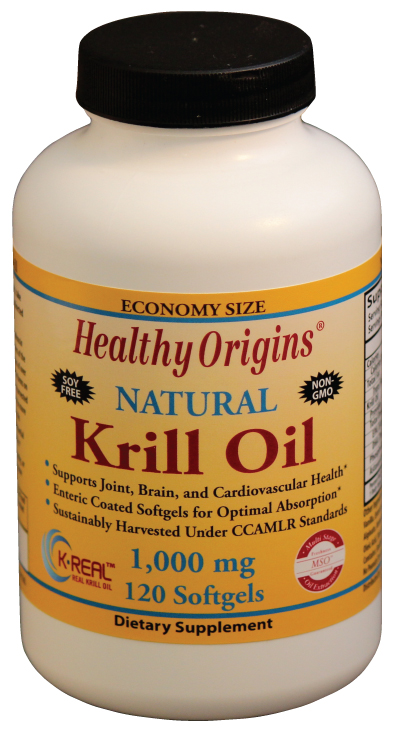 Image of Krill Oil 1000mg