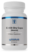 Image of E-400 Dry Caps (Natural)