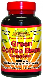 Image of Green Coffee Bean Complete 800 mg