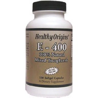 Image of Vitamin E 400 IU Mixed Tocopherols