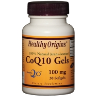 Image of CoQ10 Gels 100 mg