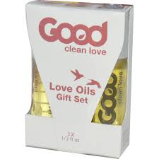 Image of Love Oil Gift Set