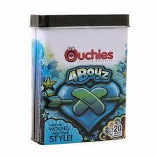 Image of Adhesive Bandages 4 Boyz