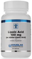 Image of Lipoic Acid 100 mg
