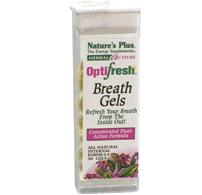 Image of OptiFresh Breath Gels, Herbal Actives