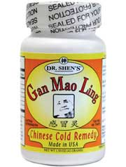 Image of Gan Mao Ling (Chinese Cold Remedy - Anti-viral)