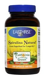 Image of Spirulina Natural 600 mg Capsule