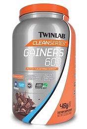 Image of Clean Series Gainers 600 Powder Chocolate Milkshake