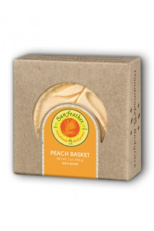 Image of Bath Bomb Peach Basket