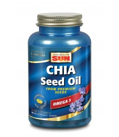 Image of Chia Seed Oil Softgel