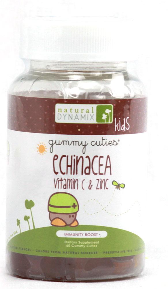 Image of Gummy Cuties Echinacea Vitamin C & Zinc