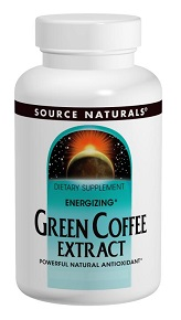 Image of Green Coffee Extract 400 mg ENERGIZING Capsule