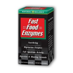 Image of Fast Food Enzymes